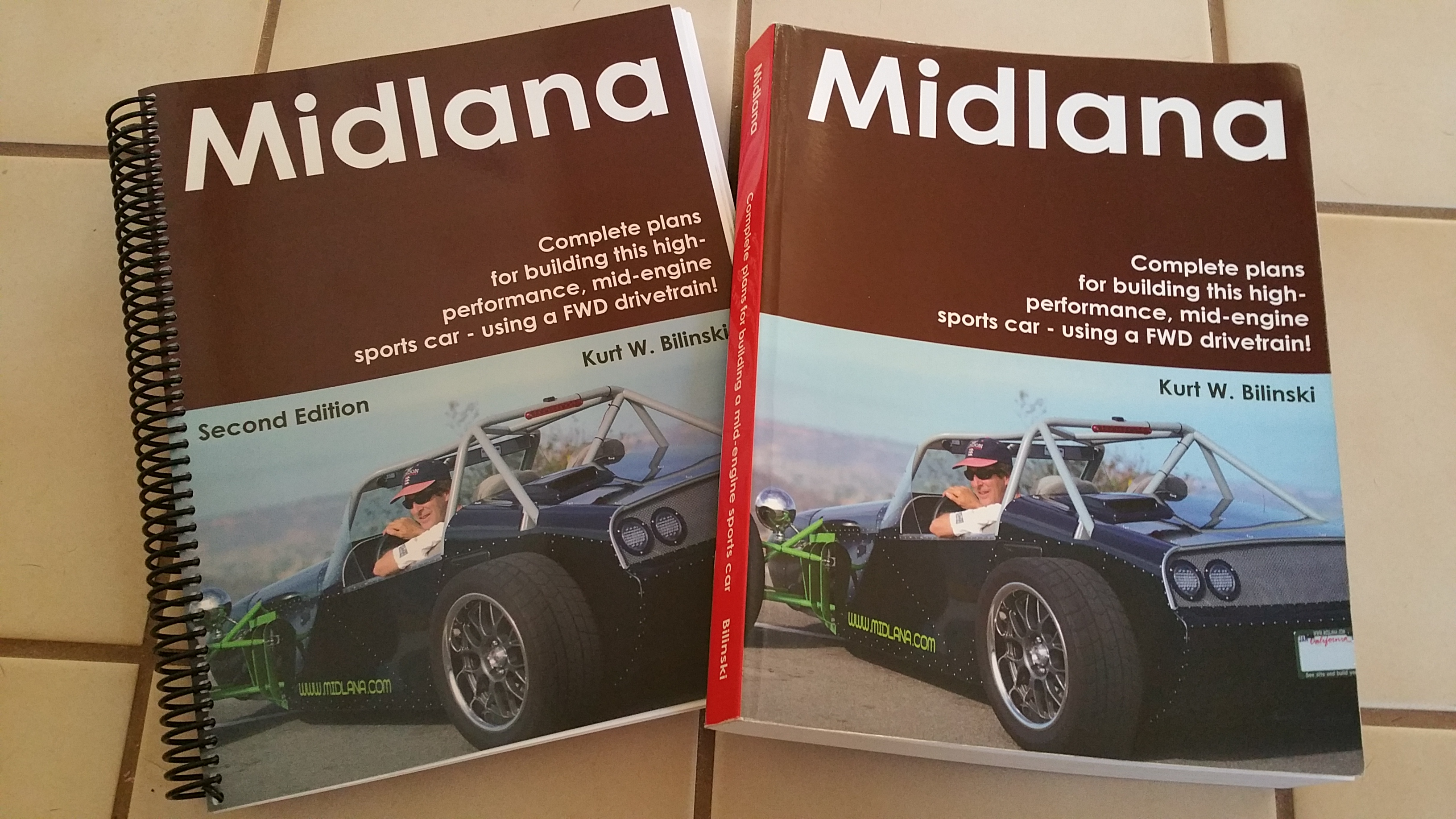 Midlana – Build a mid-engine Seven using a FWD drivetrain